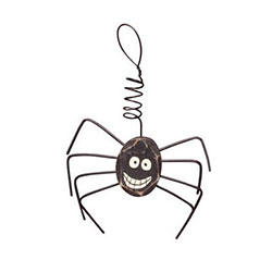 Silly Spider Ornament