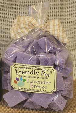 Lavender Breeze Scented Wax Crumbles