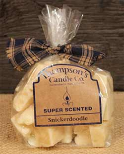 Snickerdoodle Scented Wax Crumbles