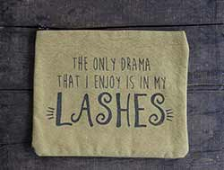 Drama Lashes Travel Bag