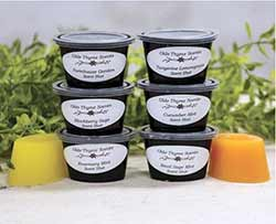 Garden Scented Wax Shots (Set of 6)