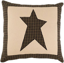 Kettle Grove Star Decorative Pillow