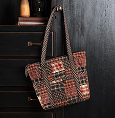 Beckham Quilted Handbags