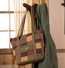 Heritage Quilted Handbags