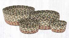 Braided Casserole Baskets