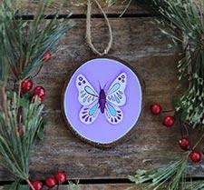 Bird, Butterfly & Bug Ornaments