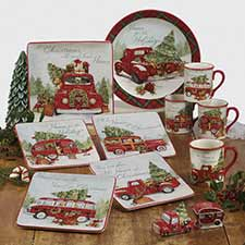 Christmas Dishes & Tableware