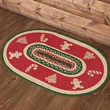 Christmas Rugs & Floor Coverings