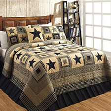 Colonial Star Black Collection