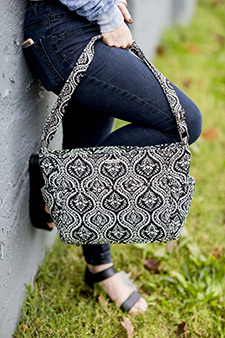 Dahlia Quilted Purses