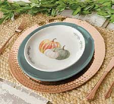 Fall Dishes & Pottery