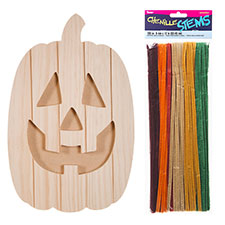 Holiday Craft Supplies - Fall