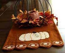 Fall Table Runners