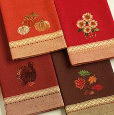 Harvest Table Linens