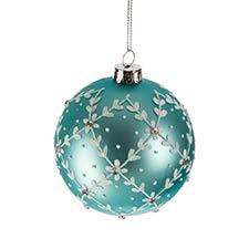 Green & Blue Ornaments