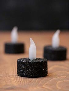 Halloween Candles & Candle Holders