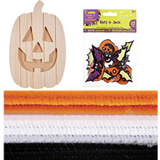 Halloween Craft Supplies & DIY Kits