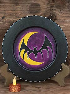 Halloween Decorative Plates & Trays
