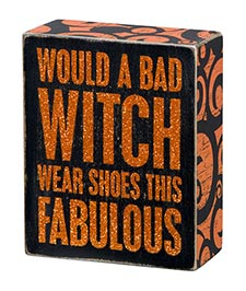 Halloween Signs and Wall Decor
