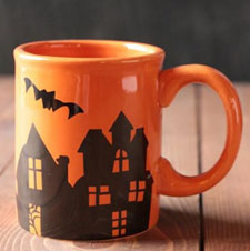 Pottery and Dishes - Halloween
