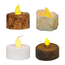Battery Tealight Candles