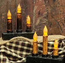 Primitive Candles
