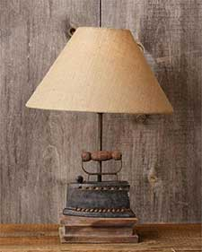 Primitive Lamps & Lighting
