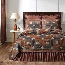 Primitive Quilts & Bedding