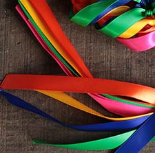 Ribbons - Satin & Grosgrain