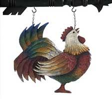 Rooster & Chicken Decor