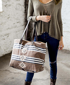 Ryn Canvas Handbags