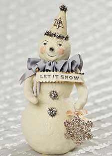 Snowy Winter Decor