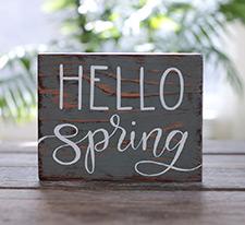 Spring & Garden Signs