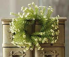 Spring Wreaths & Candle Rings