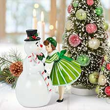 Vintage & Retro Christmas Decor