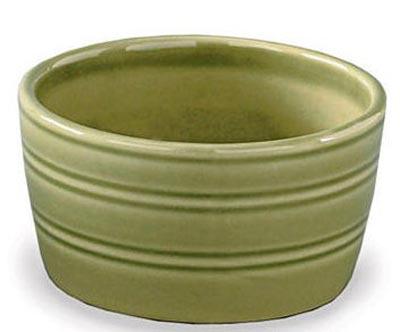 Casual Classics Dinnerware - Round Baker (Leaf)
