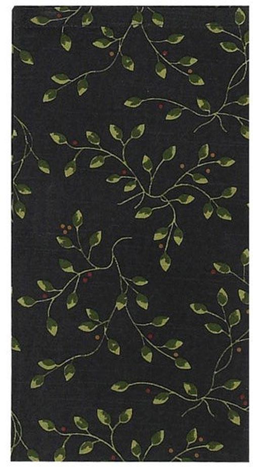 Black Berry Vine Napkin, by Park Designs