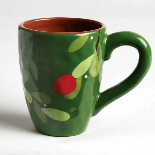 Cranberries Mug, by Tag
