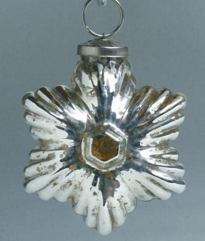 Mercury Star Ornament, by Tag
