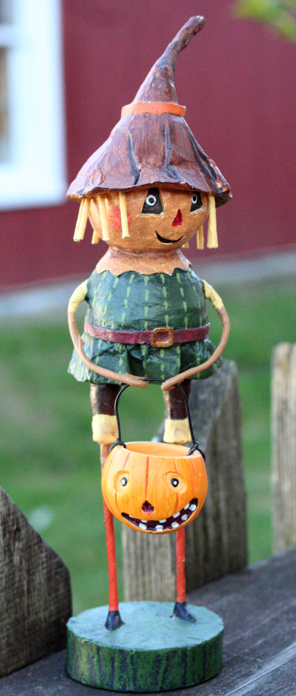 Scarecrow, by Lori Mitchell for ESC