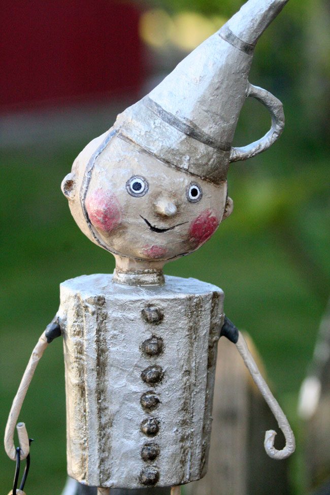 Tin Man, by Lori Mitchell for ESC