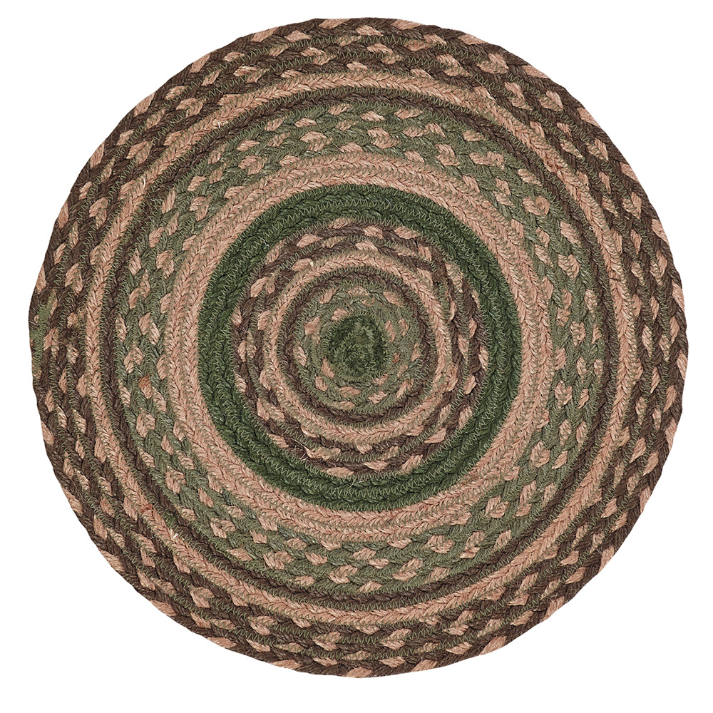 Barrington Braided Chair Pads By Nancy S Nook The Weed