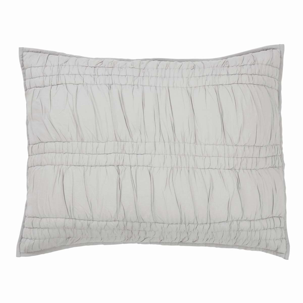 Natasha Chateau Grey Quilt Set, by VHC Brands