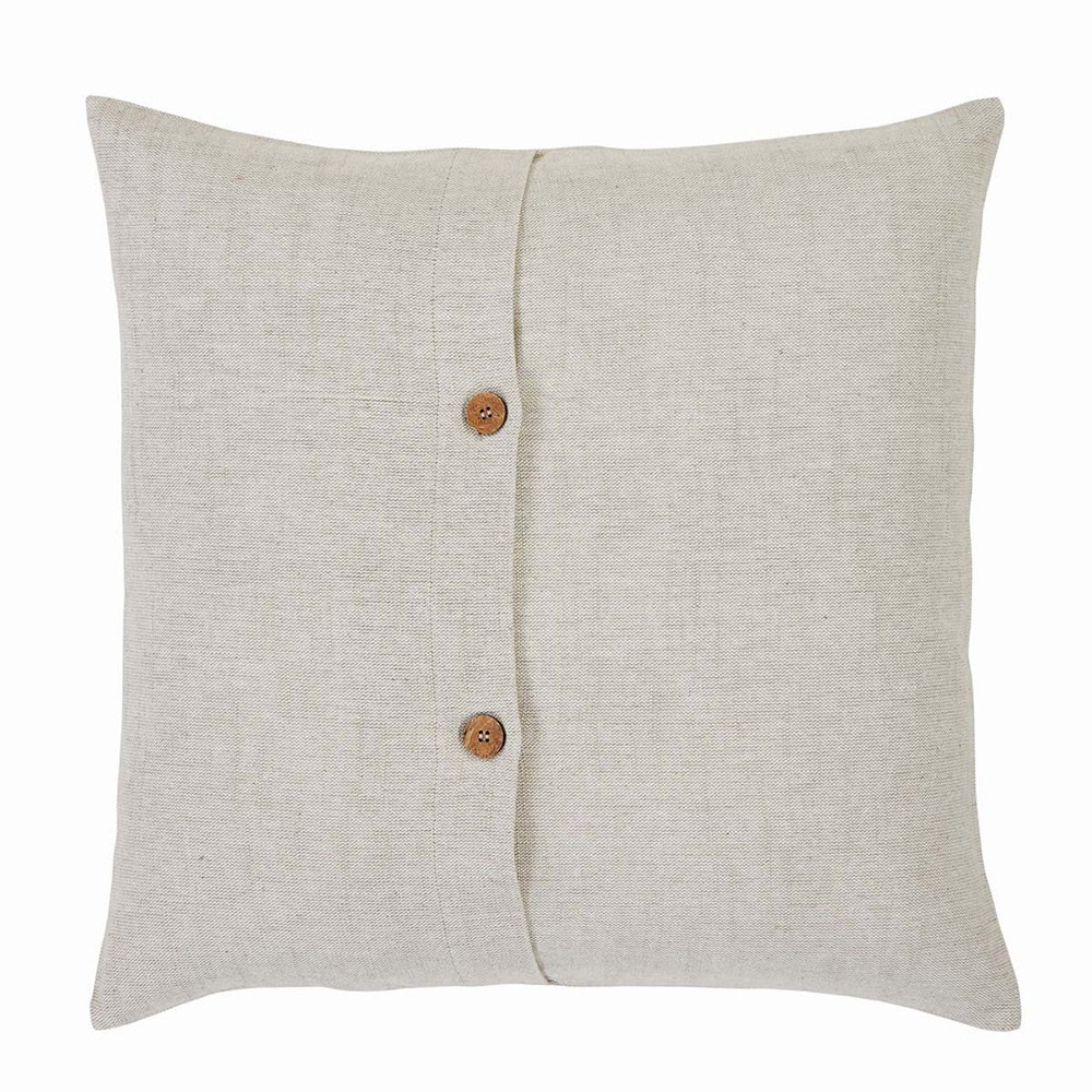 Alphabet Natural Accent Pillow By Vhc Brands The Weed