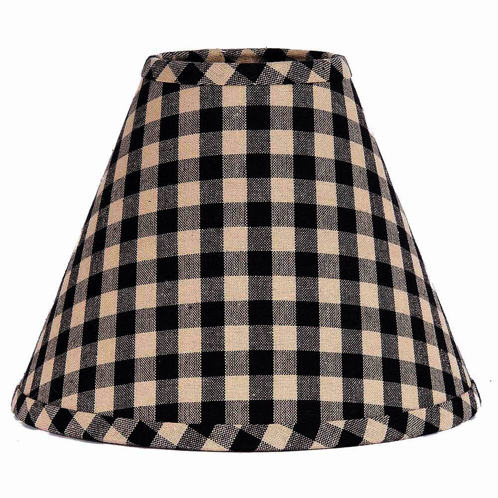 14 inch heritage house check black lamp shade by raghu the heritage house check black lamp shade arubaitofo Gallery
