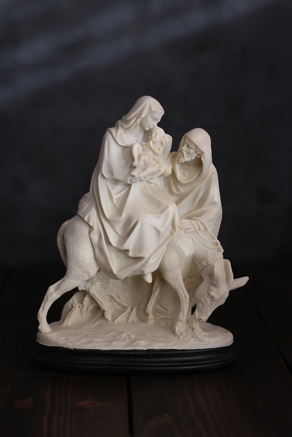 Holy Family Nativity Figurine By Raz The Weed Patch
