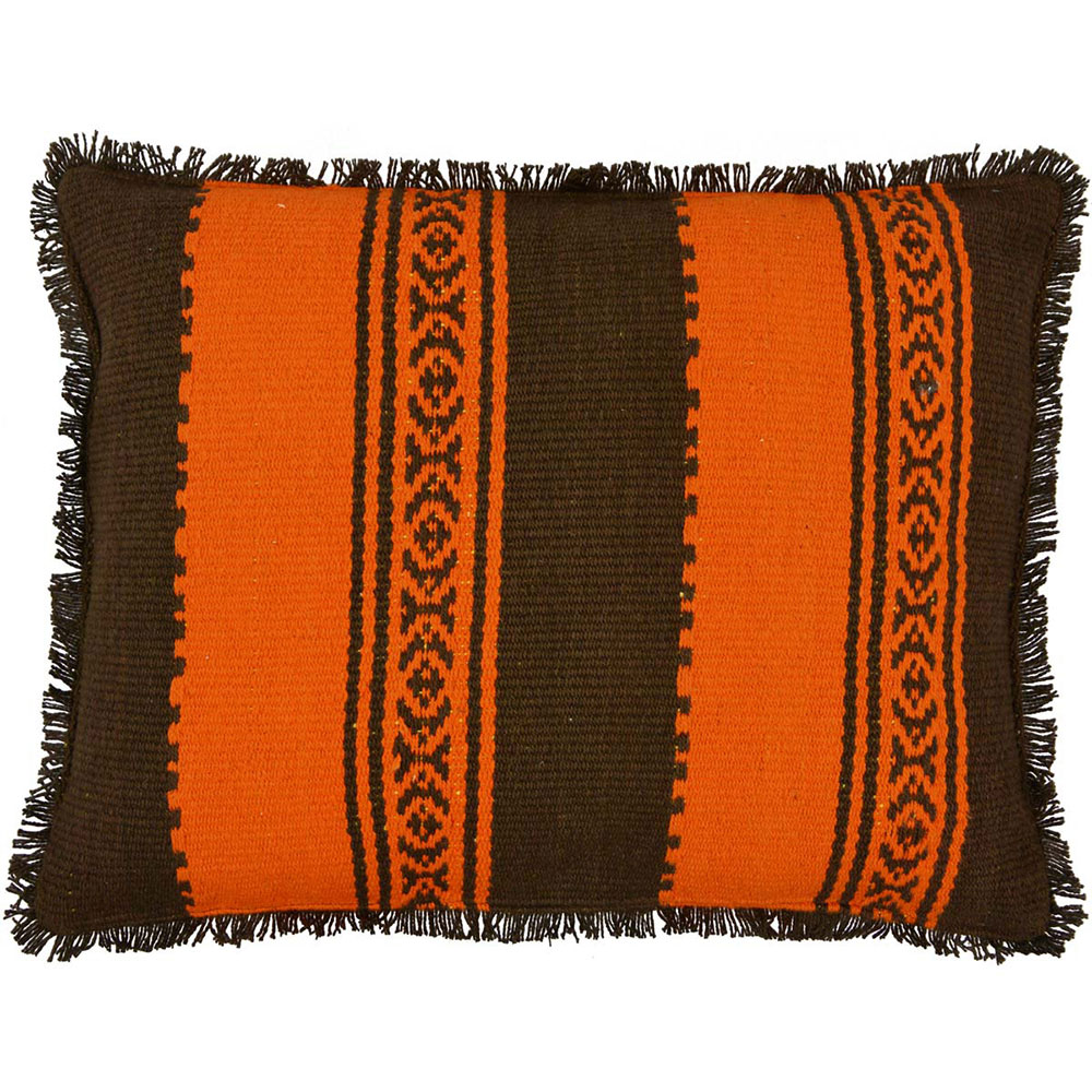 Jessica Jacquard Decorative Pillow, by VHC Brands - The Weed Patch