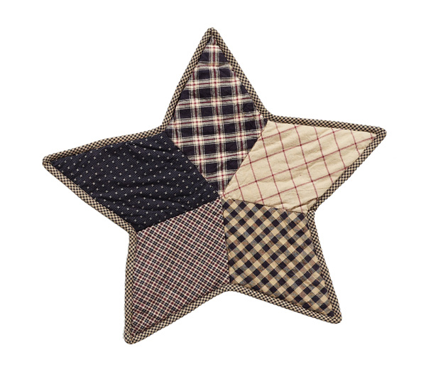 Bingham Star Tablemat, by Victorian Heart