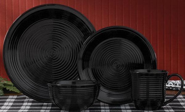 Blackstone Dinnerware, by Park Designs