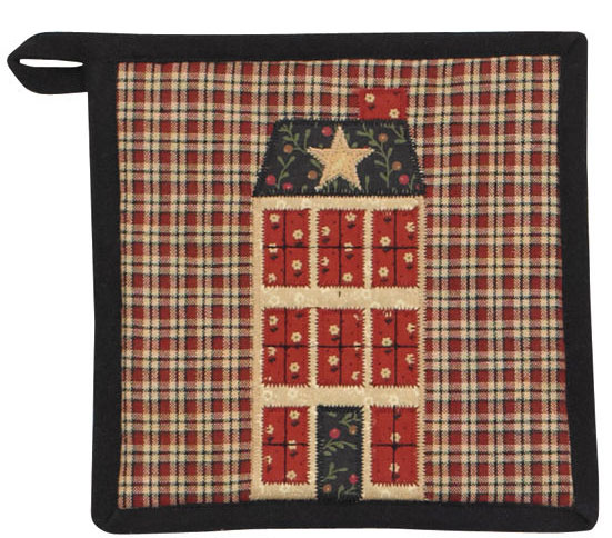 Home Place Pot Holder, by Park Designs